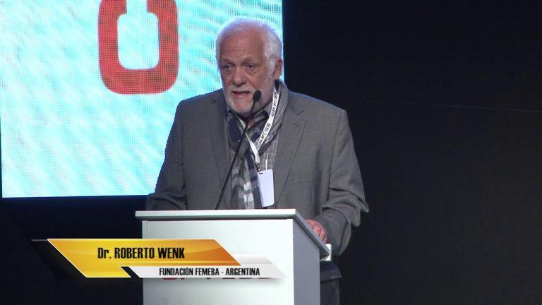 Roberto Wenk, Fundación FEMEBA (Argentina)