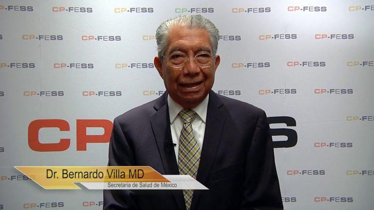 Bernardo Villa Cornejo, Secretaría de Salud (México)
