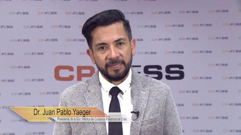 Juan Pablo Yaeger Monje, Sociedad Médica de Cuidados Paliativos  (Chile)