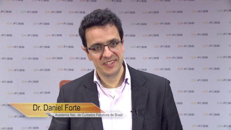 Daniel Forte, Academia Nacional de Cuidados Paliativos (Brasil)
