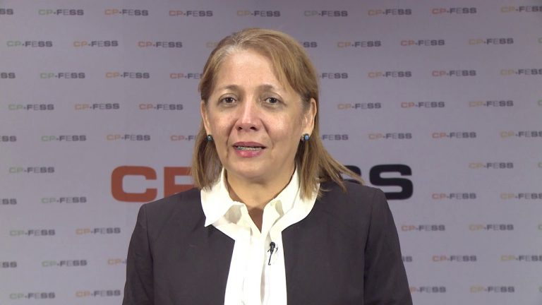 Claudia Morón, Ministerio de Salud (Venezuela)