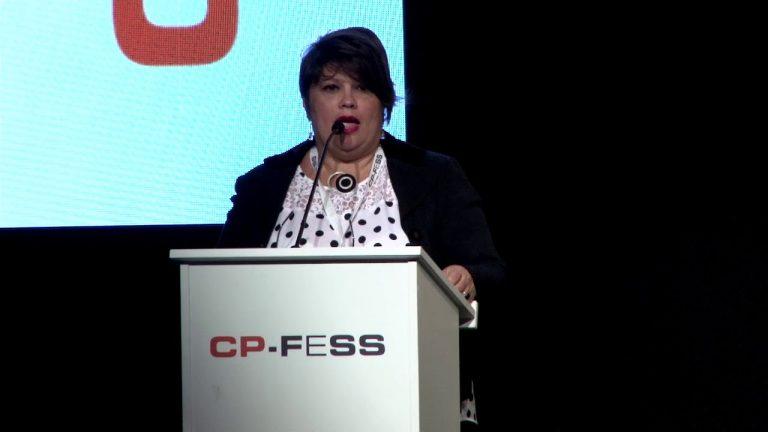 María de los Ángeles Minatel, Asociación Latinoamericana de Cuidados Paliativos (Argentina)