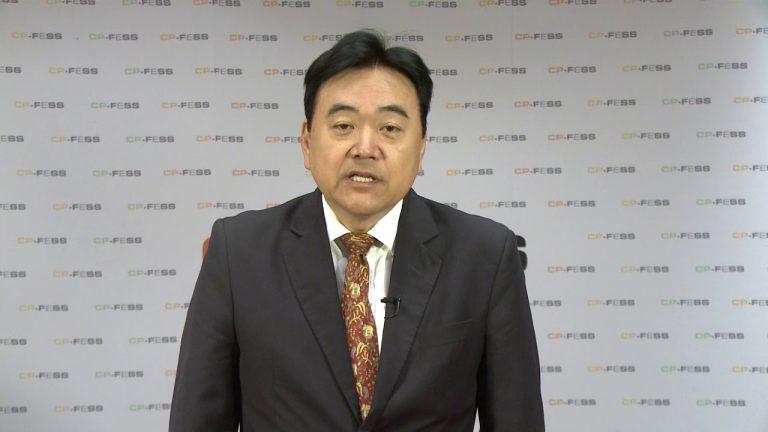 Nelson Mitsui, Ministerio de Salud (Paraguay)
